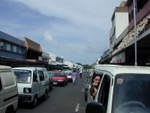Down town a a Fijian City