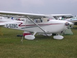 This is at the EAA convention in Oshkosh WI I wasn't there, but my camera was