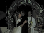 They're Married! (And out of focus :-( )